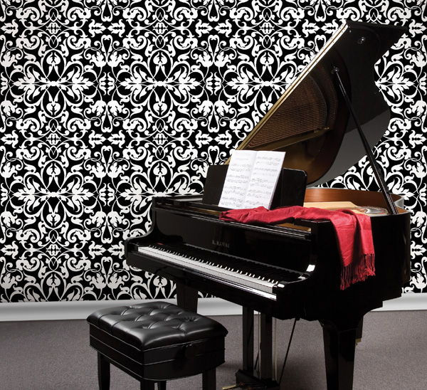 Newmor fabric backed vinyl wallcoverings - trinity