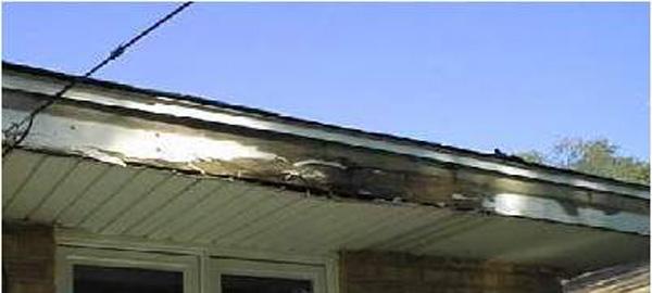 CRAKGON repairs rotting fascia boards