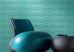 Patent Decor 3D wallcoverings