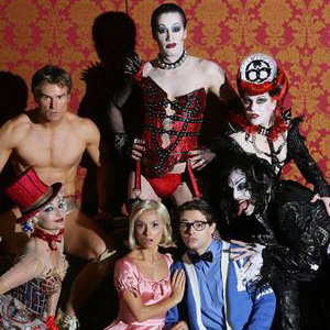 Image supplied by the Sydney Rocky Horror Picture Show - 2008