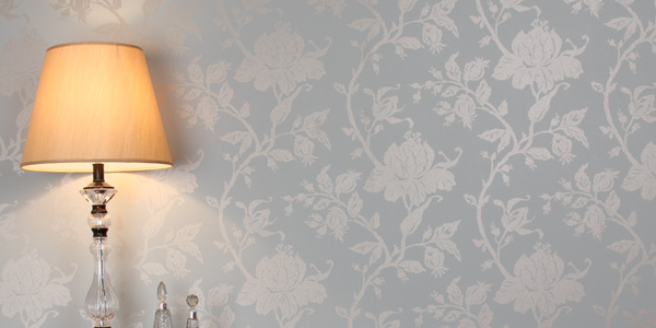 newmor commercial wallcoverings - vogue collection: floral trail