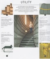 Reconnect design trends published by Heimtextil - Utility