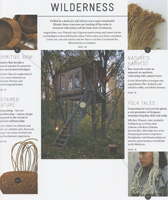 Reconnect design trends published by Heimtextil - Wilderness