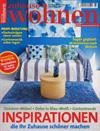Zu Hause Wohnen magazine cover