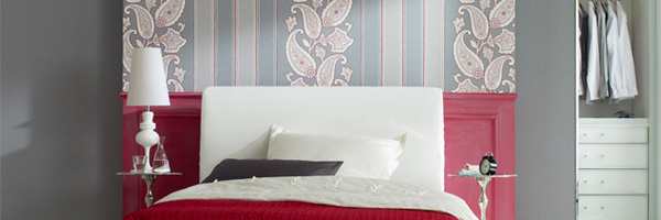 Zu Hause Wohnen wallpaper collection by Marburg