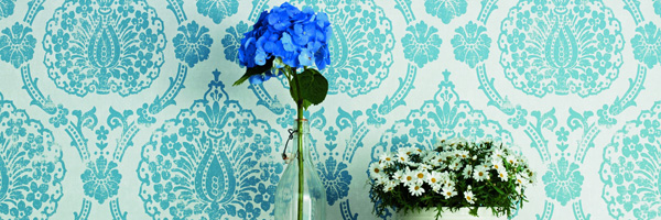 The amazing comeback wallpaper will change your life! Scandanavian Vintage wallpaper collection by Marburg