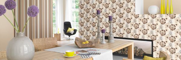 queens wallpaper collection by rasch supplied by Hume Internationale