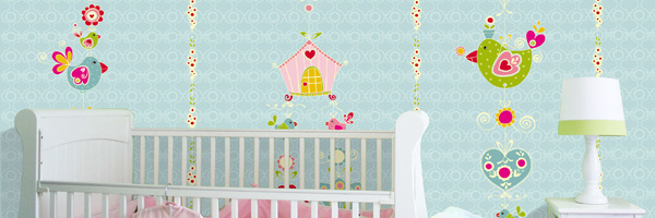 jacky joe wallpaper for kids by Hume Internationale