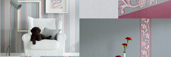 Zuhause Wohnen wallpaper collection by Marburg