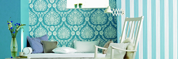 Scandinavian vintage wallpaper collection by Marburg