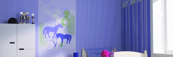 Kids wallpaper the Manekin wallpaper collection by Marburg