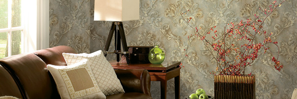 Carleton wallpaper collection by Brewster
