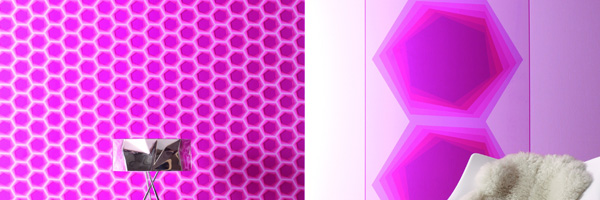 Karim Rashid Wallpaper collection by Marburg