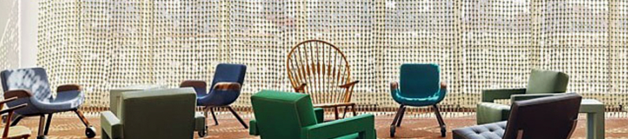 De Ploeg UN Lounge installation