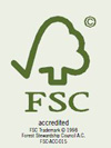 FSC wood on wall timber veneer wallcoverings certification