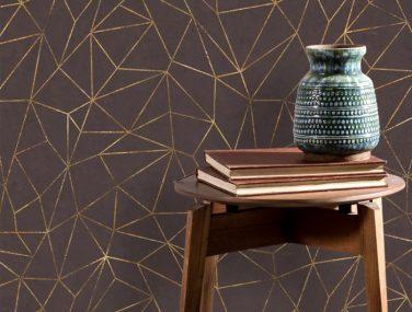 Newmor GeometricsLines Tarnish Room 700x700