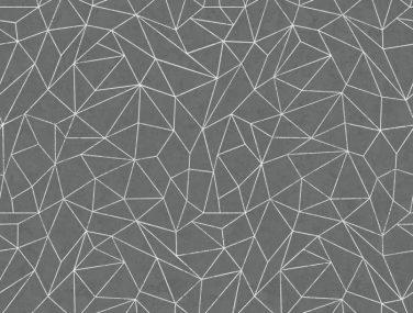 Newmor GeometricsNC16 Lines CW02 Grey 700x685