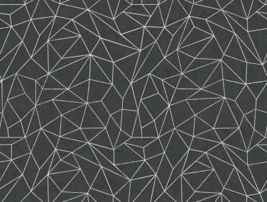 Newmor GeometricsNC16 Lines CW03 Black 700x685