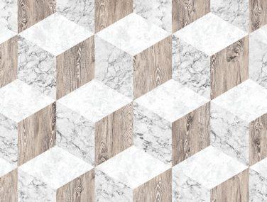 Newmor GeometricsNC16 Marble Geo CW01 Natural 700x700