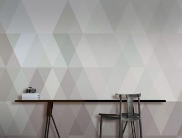 Newmor GeometricsTriangles Light Room 700x700