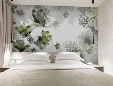 Newmor Watercolour Botanical 2