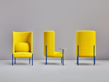 Europost W25 on Ara by Missana Designer Perez Ochando