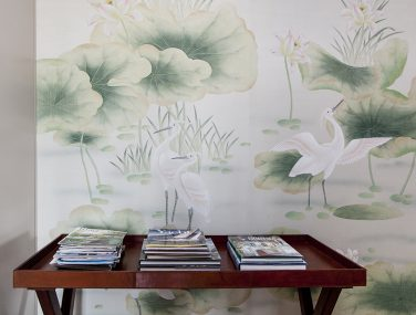 China Classic Collection Herons Pond Genova