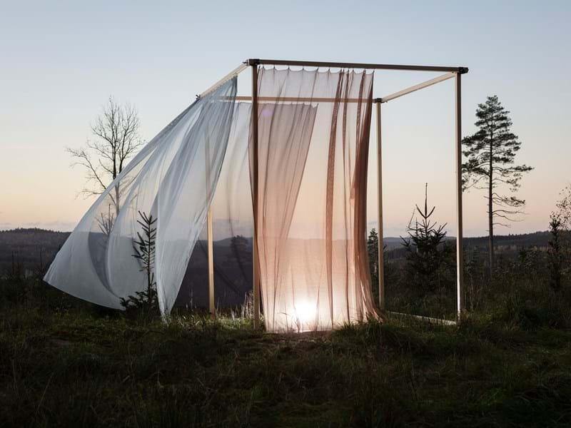 Ludvig Svensson Hanging Fabrics